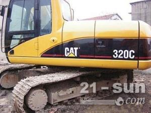 卡特彼勒320二手挖掘机
