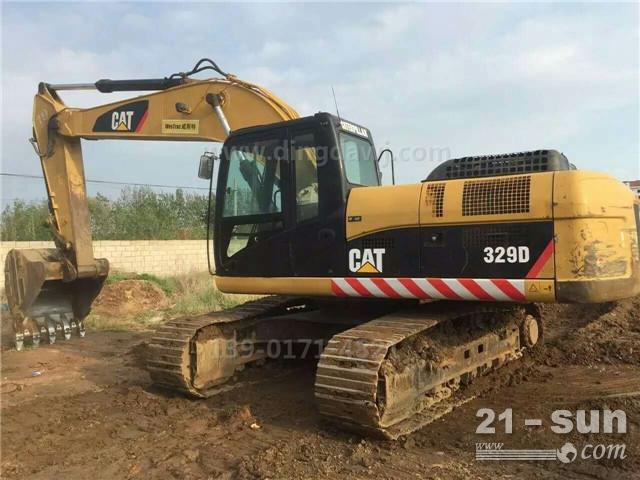 卡特彼勒329D二手挖掘机