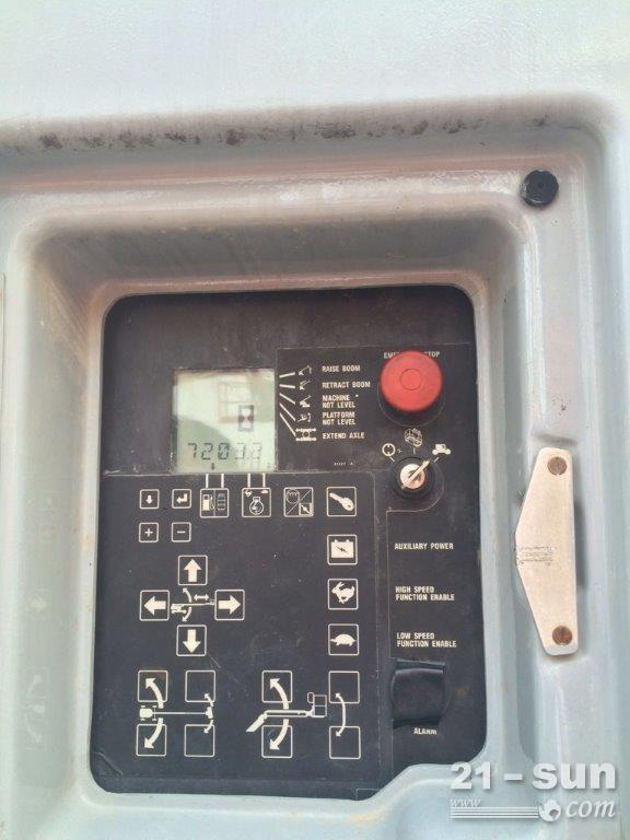 S125二手高空作业平台