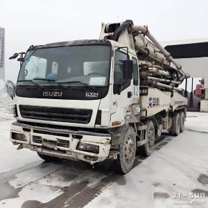 ZLJ5910THBS二手混凝土泵车