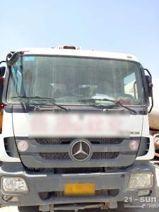 三一sy5419thb二手混凝土泵车