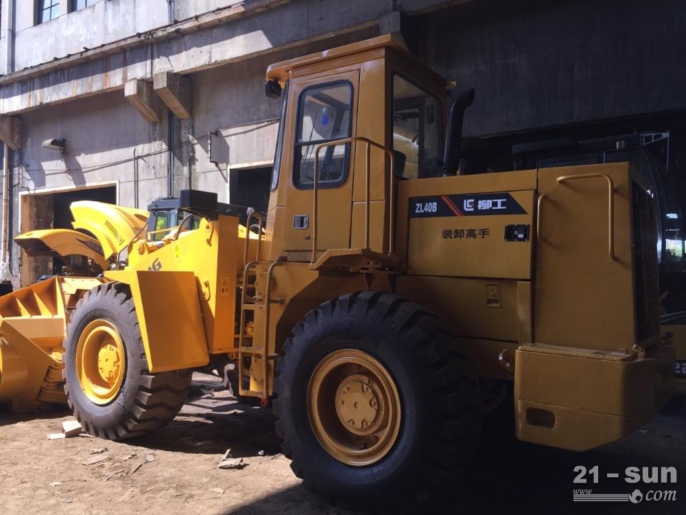 柳工LG40B二手装载机