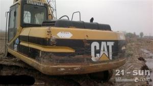 卡特彼勒卡特320二手挖掘机