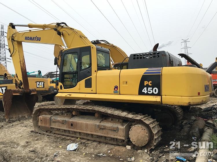 小松450-8二手挖掘机