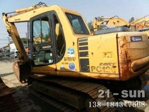 小松PC120-6E0二手挖掘机