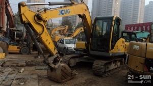 徐工XE80C二手挖掘机