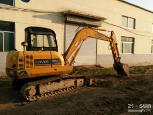 雷沃65二手挖掘机