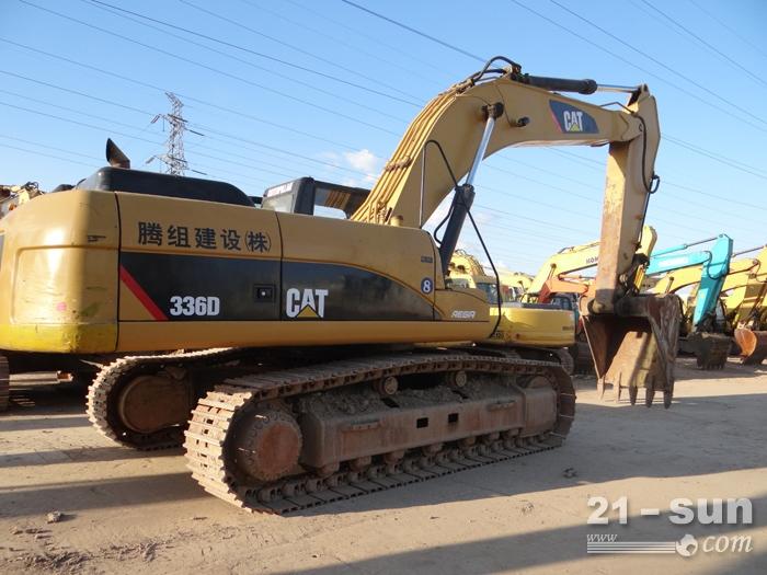 卡特彼勒336二手挖掘机