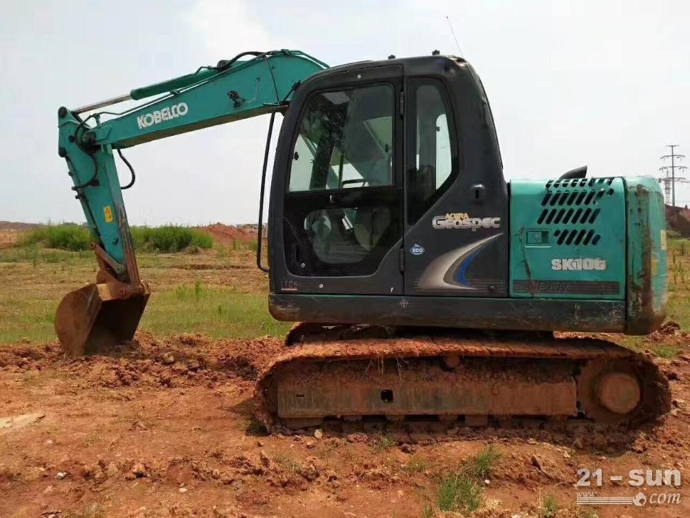 神钢75-8二手挖掘机