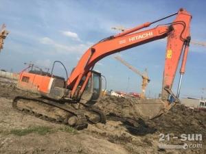 日立ZX210-3G二手挖掘机
