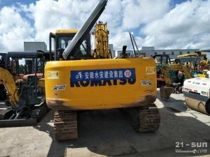 小松PC130二手挖掘机