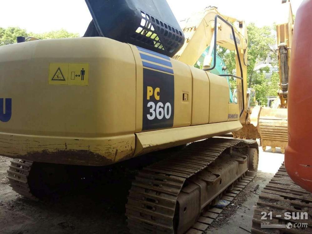 小松pc360二手挖掘机