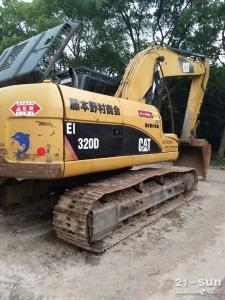 卡特彼勒CAT320二手挖掘机