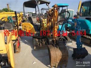 玉柴重工18-8二手挖掘机