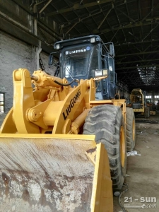 柳工50二手挖掘机