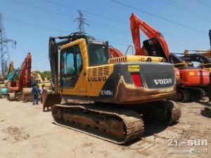 沃尔沃140b二手挖掘机