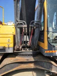 210BLC二手挖掘机