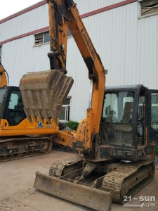 柳工CLG906C二手挖掘机