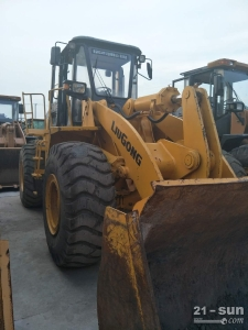 柳工ZL50CN二手挖掘机