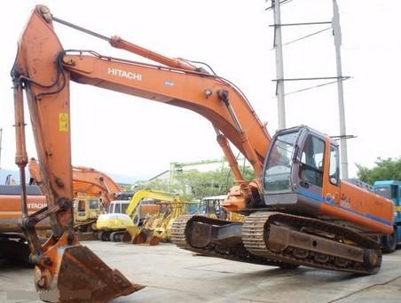 日立日立ZX350-6进口二二手挖掘机