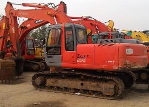 日立日立进口ZX200-6二二手挖掘机
