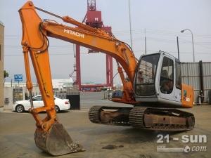 日立日立原装进口EX120-二手挖掘机