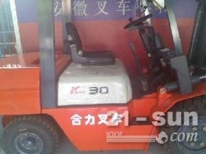 合力k30二手挖掘机