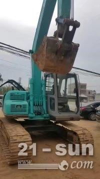 神钢SK120-6利发国际挖掘机