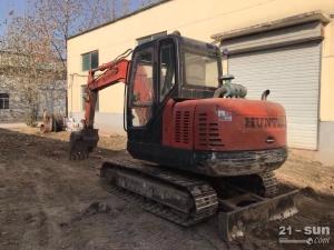 恒特HT60二手挖掘机