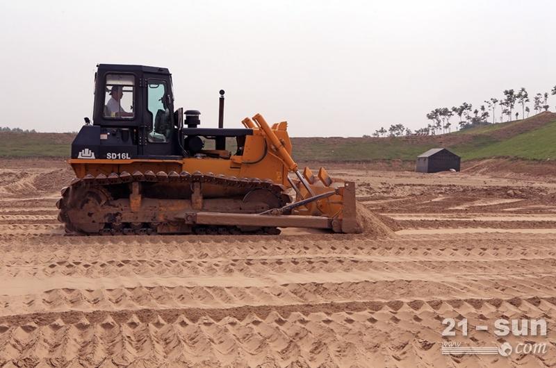 山推SD160二手挖掘机