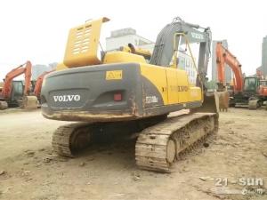 沃尔沃沃尔沃210二手挖掘机