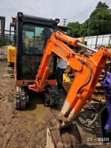 原装进口日立20挖掘机二手挖掘机