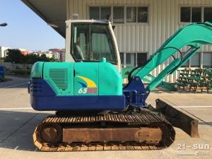 石川岛65NS二手挖掘机