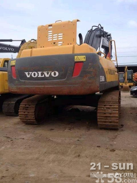 沃尔沃360二手挖掘机