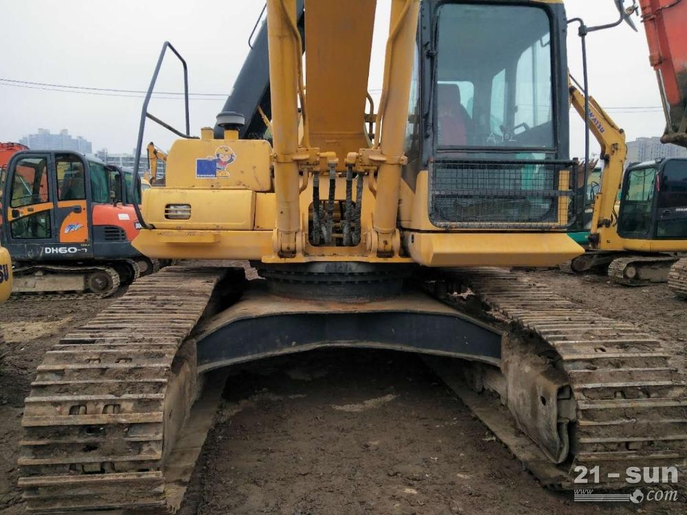 小松PC350-7二手挖掘机
