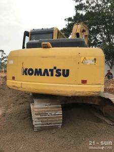 pc120二手挖掘机