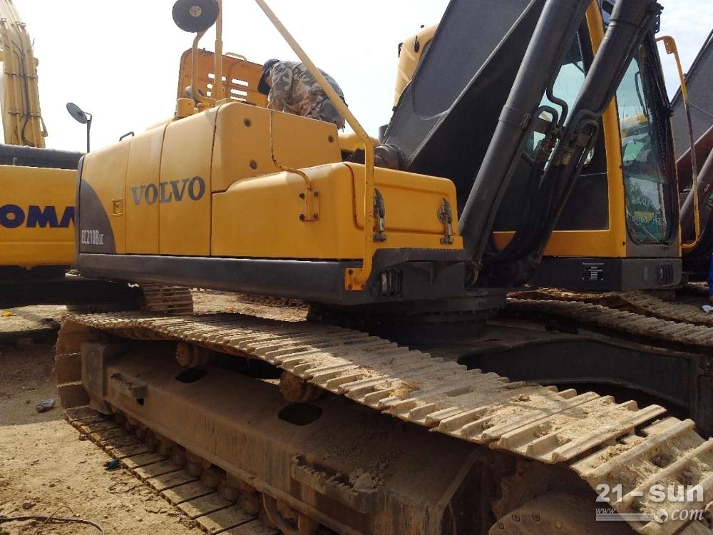 其它EC210二手挖掘机