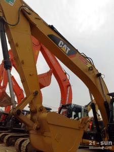 320D2二手挖掘机