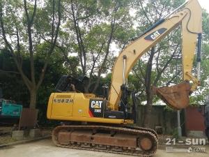 卡特彼勒336E二手挖掘机