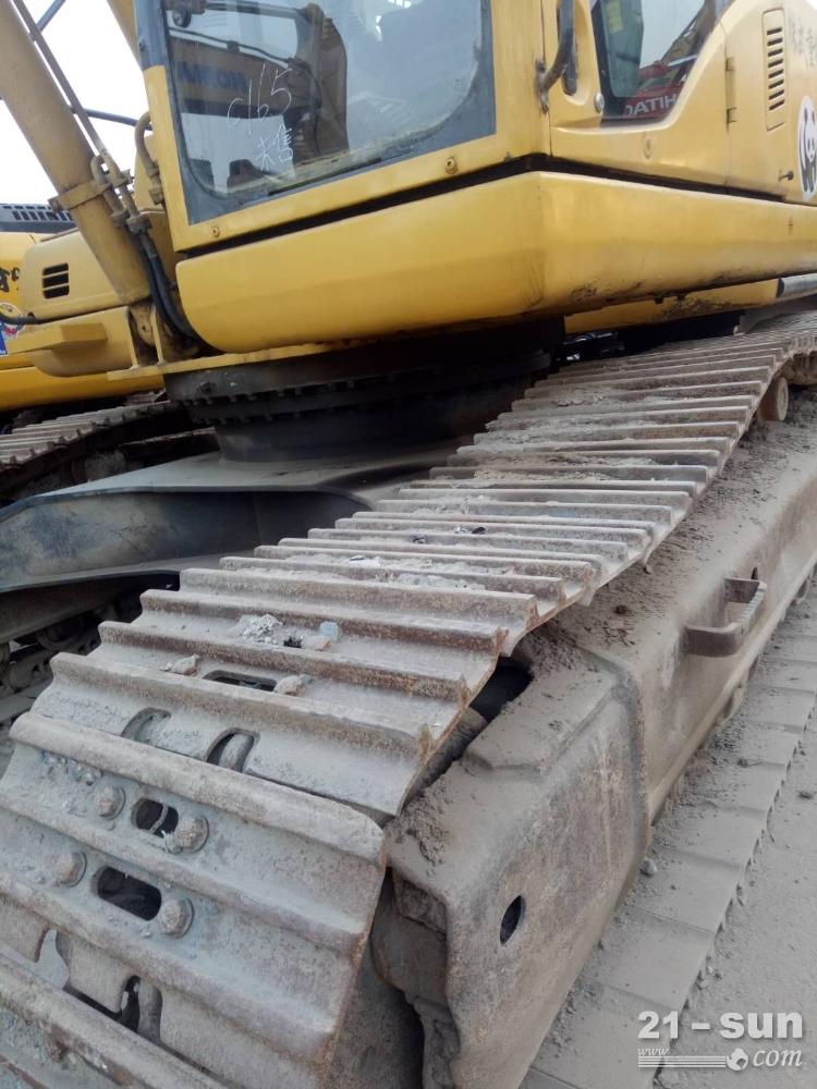 小松PC350二手挖掘机