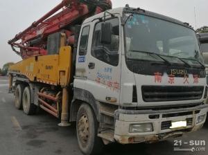 三一SY5313THB-40二手混凝土泵车