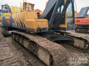 沃尔沃EC240利发国际挖掘机