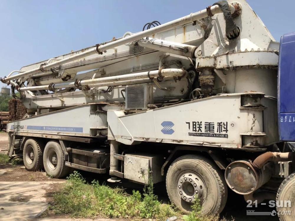 其它HBC5121二手混凝土泵车