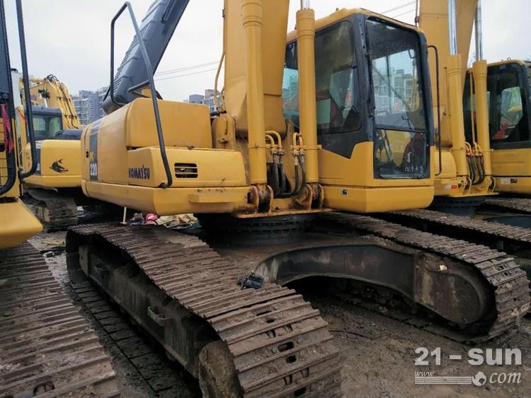小松PC230-7二手挖掘机