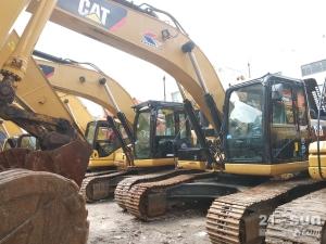 349D二手挖掘机