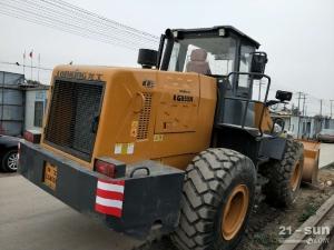 其它LG855N利发国际装载机
