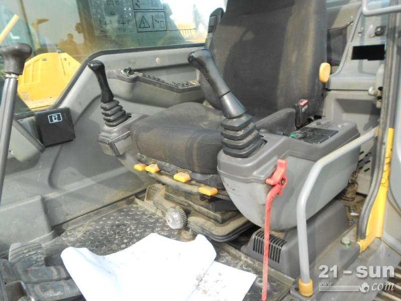 沃尔沃EC360BL二手挖掘机