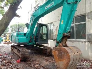 神钢SK140-8二手挖掘机