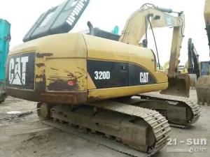 320D二手挖掘机