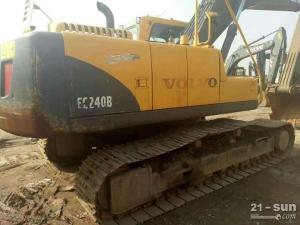 沃尔沃210B挖掘机二手挖掘机